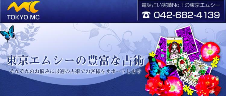15位:東京エムシーカウンセリングセンター|霊視に強い占い師が多数