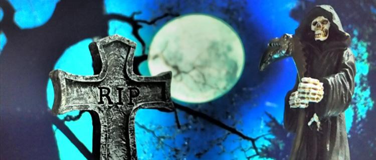 ⑥死神から逃げる夢