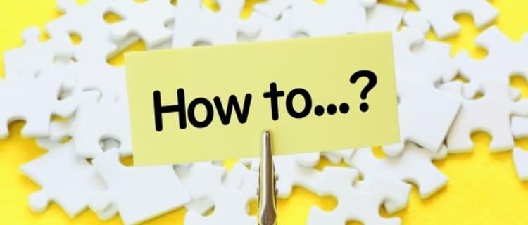 助けてほしい時にするべき行動5選